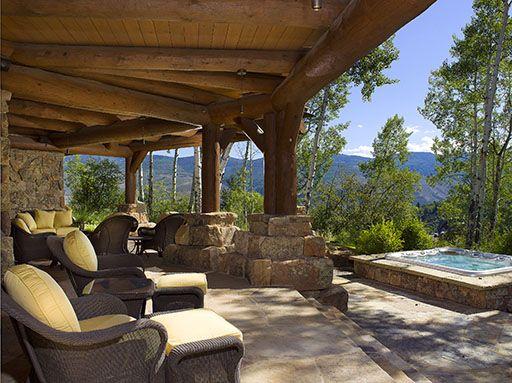 INCREDIBLE ESTATE HOME   Beaver Creek, CO   Luxury Portfolio International Member - Slifer Smith & Frampton Real Estate
