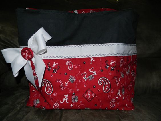 Alabama+Diaper+Bag+by+sassyscrafts+on+Etsy,+$30.00
