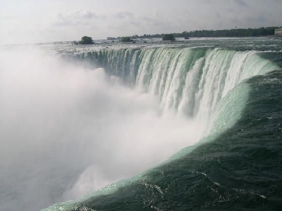 Horseshoe Falls, Niagara Falls, ON