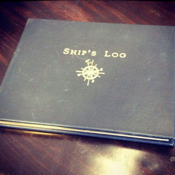 Ships log: