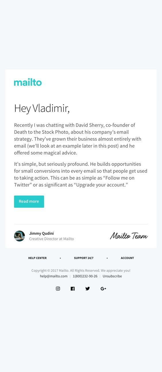 Pin On Email Templates