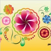 Free Spring Clip Art | Spring flowers clip art Free vector for free download (about 51 files ...