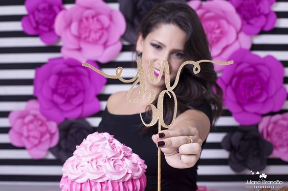 Smash the Cake 30 anos Juliana 15: