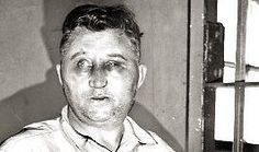 Harry Powers born as Herman Drenth (1929-1932) was a 49-year old rural resident from Clarksburg, Virginia who constructed a sound-proof concrete underground chamber in his house. He would later confide to police that it gave him sexual excitement to hear his victims' screams from within the chamber at night.      He was suspected of perhaps as many as 50 victims, widowed women who answered his lonely heart ads for courtship and possible marriage. FREAK!