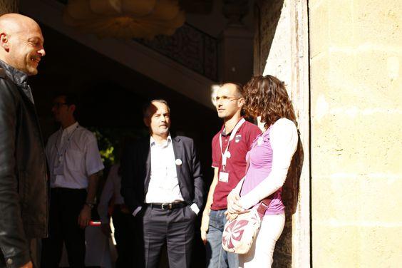 Convention à Aix en Provence au château de la Pioline