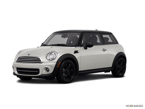 Love the Mini Cooper! Such a  FUN car!!!