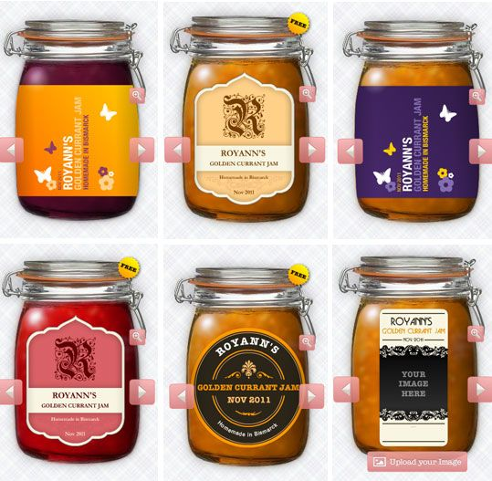 The Jam Labelizer Design And Print Your Own Jam Labels
