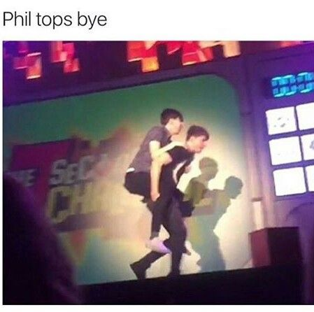 i agree phil tops