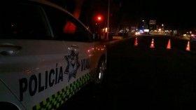Durante alcoholímetro, sanciona policía vial a 13 conductores