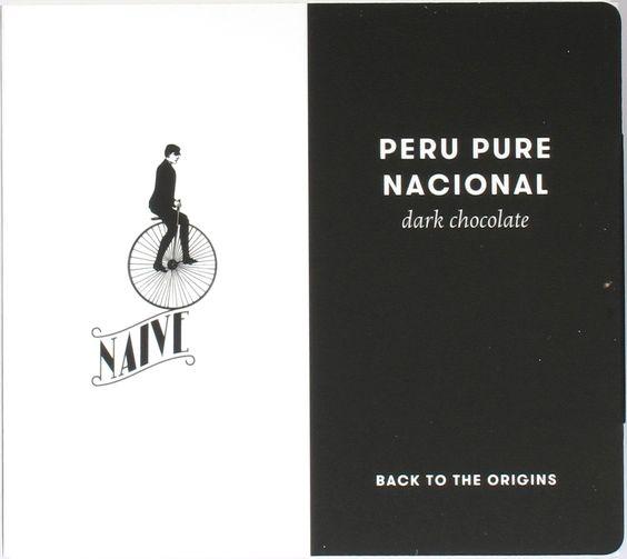 Chocolate Naive Peru Pure Nacional