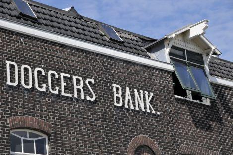 Pand van de Doggers Bank in de Rivierzone.