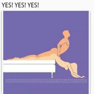 Has anyone tried this position?