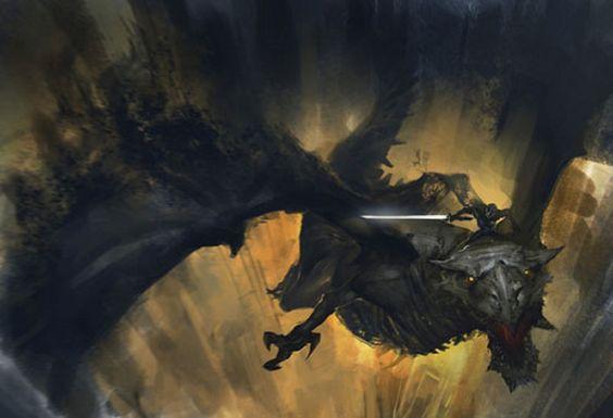 Dragonnier noir