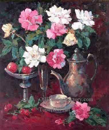impressionism-flower