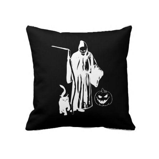 Halloween Decorative Pillow