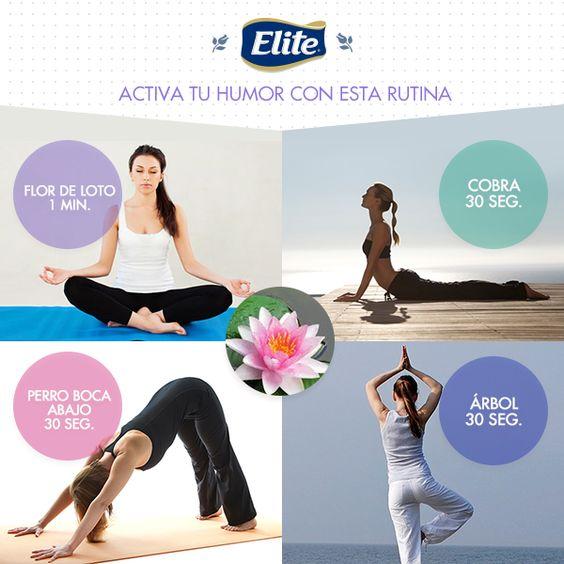 ¿Te sientes un poco cansada? Prueba estas rutinas de ejercicios para activar tu buen humor.