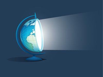 Globe Spotlight Detail