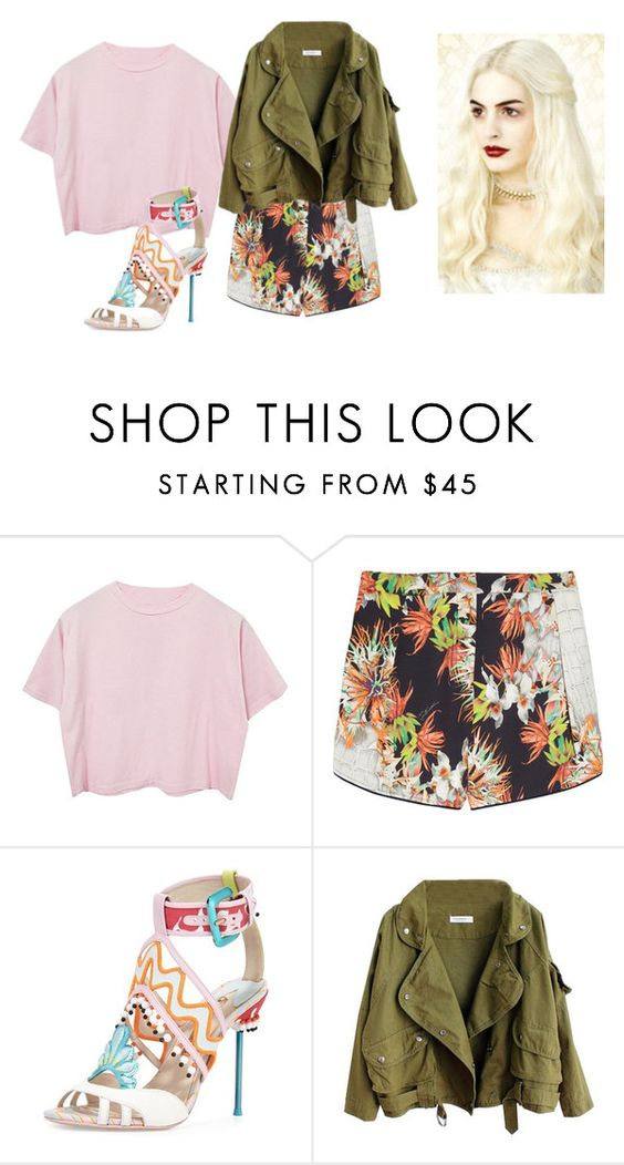 """""""Untitled #12498"""" by jayda365 ❤ liked on Polyvore featuring Just Cavalli and Paul Frank"""