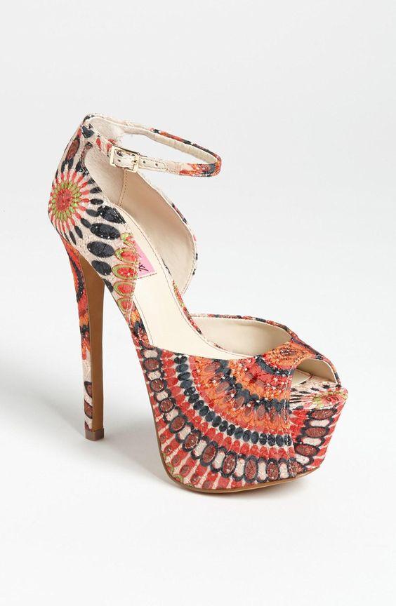 Gorgeous Platform Shoes