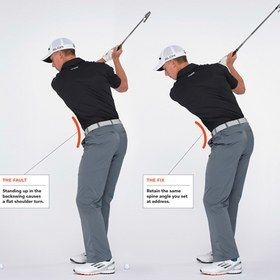 Hank Haney: Stay In Posture To Hit It Pure - Golf Digest
