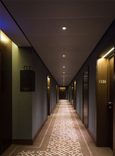 Nulty - St Dunstan's Court, Fetter Lane, London - Lighting ...