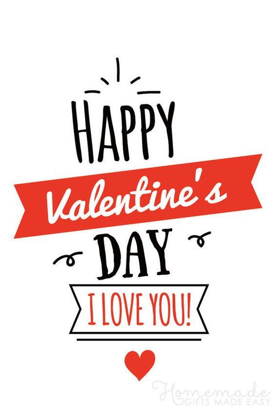 Ucapan selamat Valentine