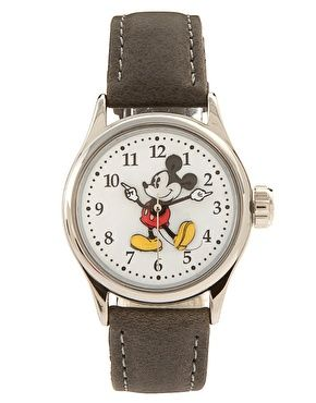 """My mom had a watch like this that played the theme to """"The Mickey Mouse Club"""" :)"""