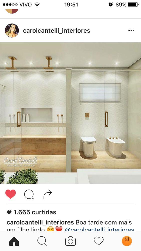 Banheiro separado! SHOW.