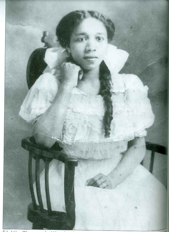 Delta Sigma Theta Founder Ethel Carr Watson was from Parkersburg, West Virginia. During the significant March for Women's Suffrage, Ms. Watson confided that her family told her not to march for suffrage, but was forced to defy the order because she was selected to hold the banner since she was the tallest. She pursued her teaching career over a period of thirty years. She then retired and began a second career as a dramatic performer.