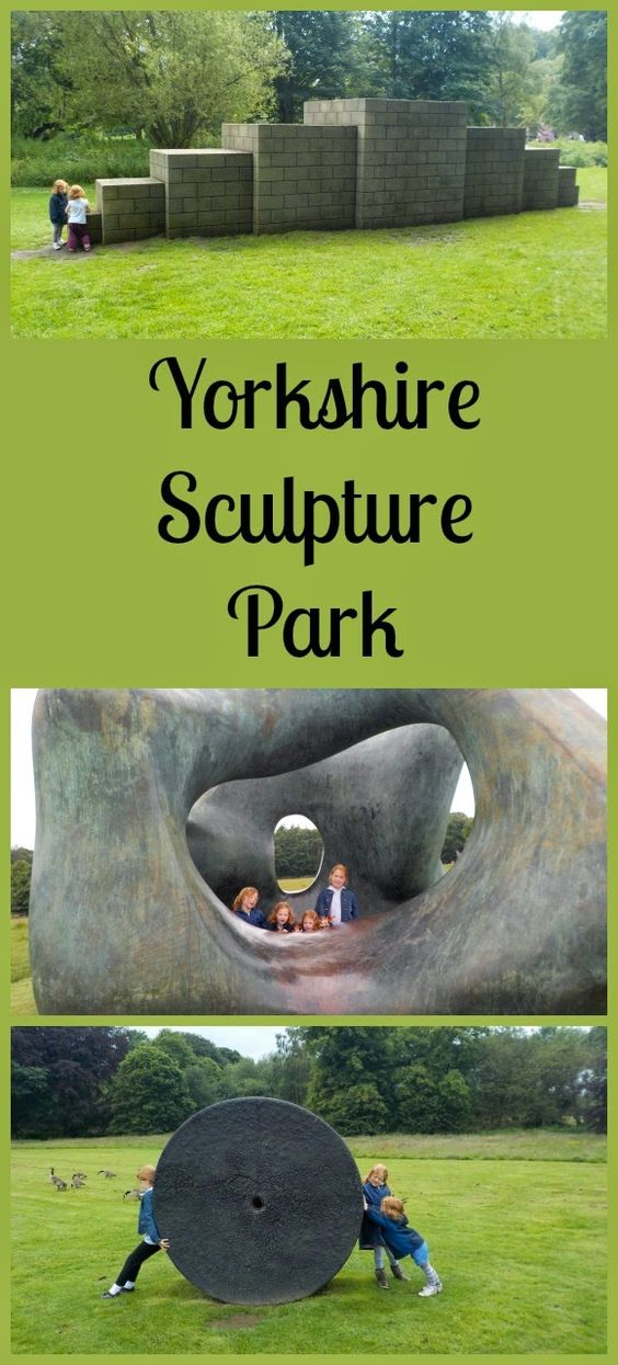 Kids Days Out Reviews: YSP Yorkshire Sculpture Park, Wakefield, Yorkshire