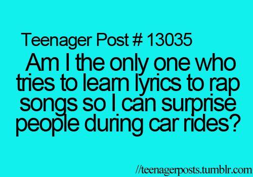 But I mainly do this because I like a lot rap music . I am a big fan of eminem