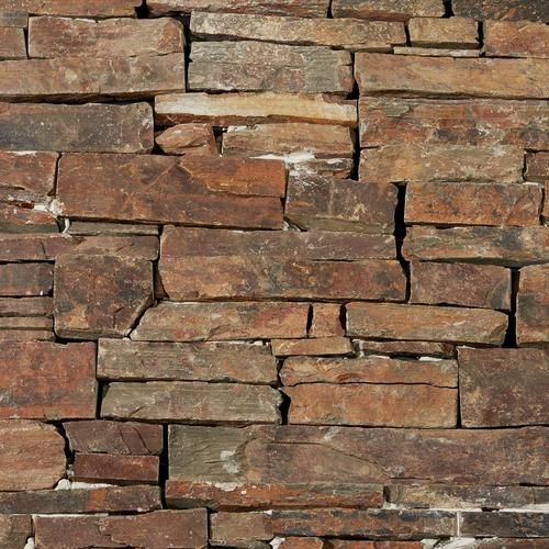 Yukon Stack Slate Panel Ledger Floor Decor Stacked Stone Rustic Fireplace Decor Stone Entryway