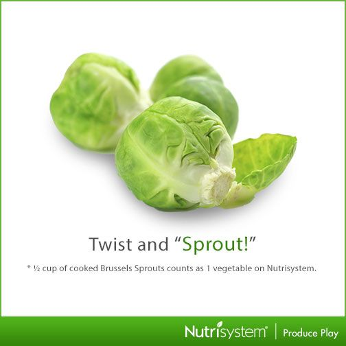#NutrisystemProducePlay
