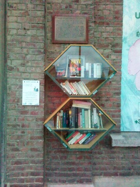 Boite à livres Visé