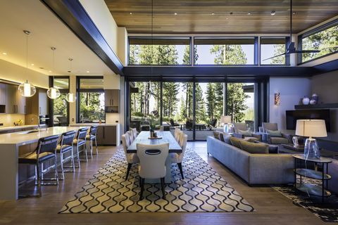 The Right Way To Craft A Chic Open Concept Space Open Concept Home Open Concept Living Room Open Concept Kitchen Living Room Layout