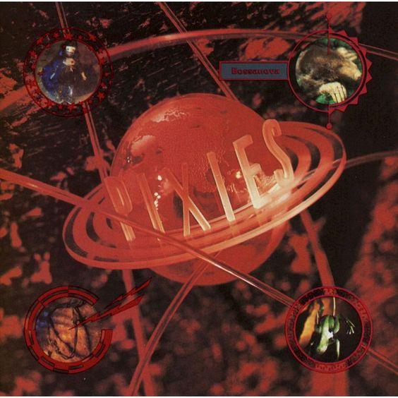 Pixies - Bossanova (CD), Pop Music