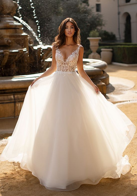 Moonlight Collection Bridal Ball Gown Ball Gown Wedding Dress Princess Ball Gowns