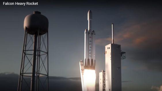 """""""Falcon Heavy de SpaceX : allumage des 27 moteurs annoncé pour...?"""""""
