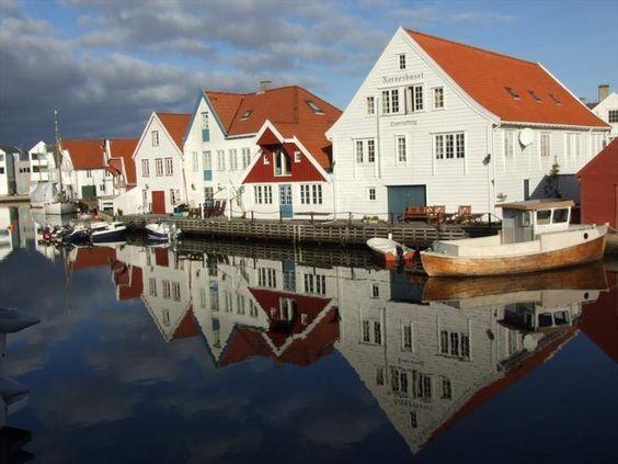 Skudeneshavn Norway - birthplace of my grandfather