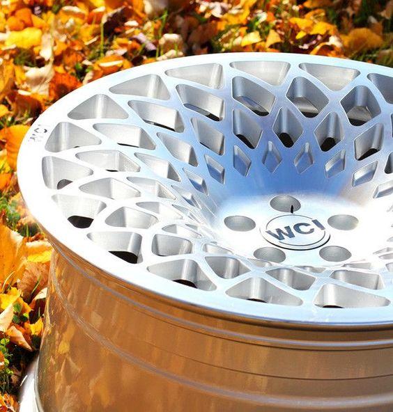 Watercooled Industries MT10 Machined Silver Wheel 18x8.5 ET42 5x112