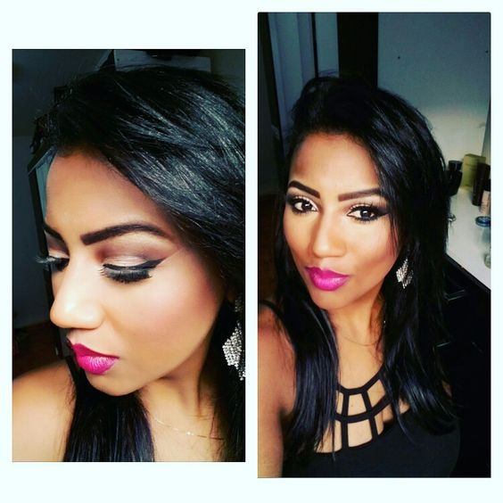 #cristiane_make_up #makeromantica #amooquefaço