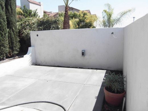 Install A Brick Stone Or Block Wall In San Diego With Agundez Concrete Block Wall Construction Repair Sound Wall