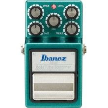 $216 IBANEZ TS9B Tube Screamer pour basse - overdrive