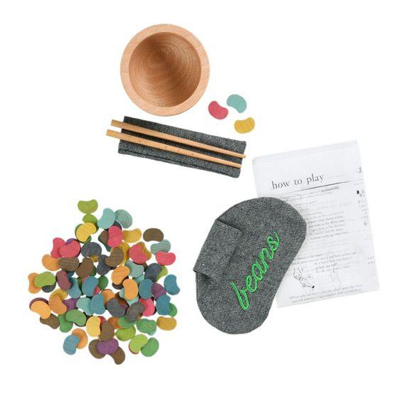 Ohagki Japanese Bean Game
