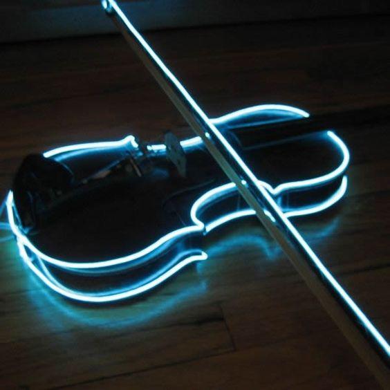 Glowing instruments Instruments Pinterest Instruments