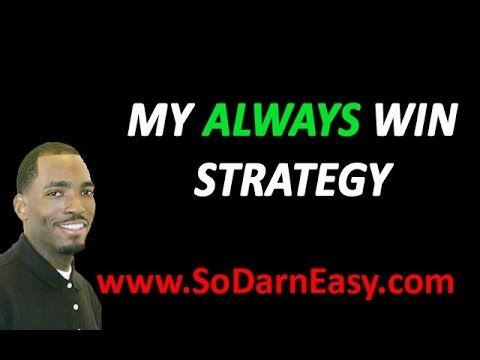 Forex Trading My Always Win Forex Strategy So Darn Easy Forex