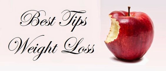 best tips weight loss
