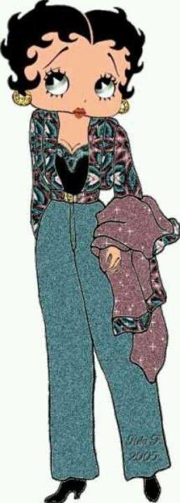 Betty Boop jj