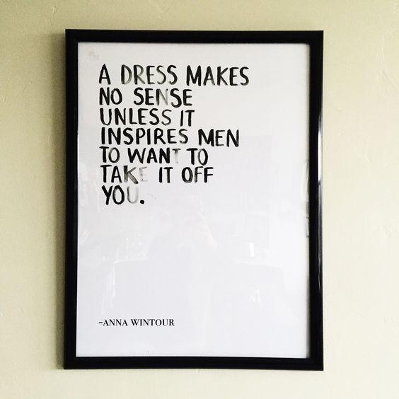 Anna Wintour Quote: