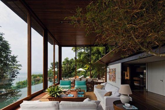 Contemporary Home in The Brazilian Atlantic Forest (5)